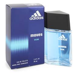 Adidas Moves Cologne by Adidas, 1 oz EDT Spray for Men