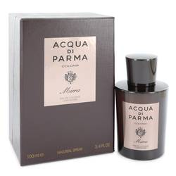 Acqua Di Parma Colonia Mirra Cologne by Acqua Di Parma, 100 ml Eau De Cologne Concentree Spray (Tester) for Women