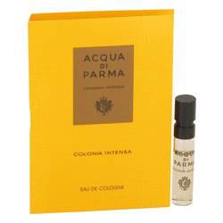 Acqua Di Parma Colonia Intensa Sample by Acqua Di Parma, .05 oz Vial (sample) for Men