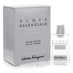Acqua Essenziale Colonia Mini by Salvatore Ferragamo, .17 oz Mini EDT for Men