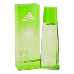 Adidas Floral Dream Perfume by Adidas, 50 ml Eau De Toilette Spray for Women