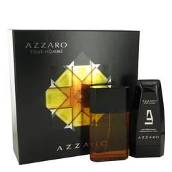 Azzaro Gift Set by Azzaro Gift Set for Men Includes 3.4 oz Eau De Toilette Spray + 5 oz Hair & Body Shampoo