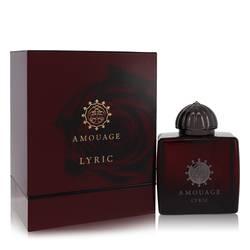 Amouage Lyric Perfume by Amouage, 3.4 oz Eau De Parfum Spray for Women