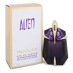 Alien Perfume by Thierry Mugler, 30 ml Eau De Parfum Spray Refillable for Women