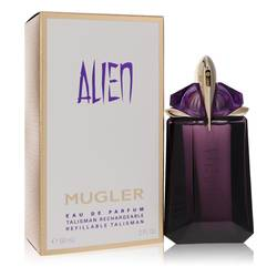 Alien Perfume by Thierry Mugler, 2 oz Eau De Parfum Refillable Spray for Women