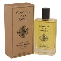 A La Russe Perfume by Institut Tres Bien, 3.4 oz Eau De Parfum Spray for Women