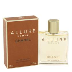 Allure Cologne by Chanel, 1.7 oz Eau De Toilette Spray for Men