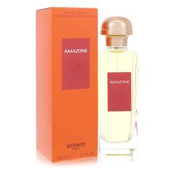 Amazone Perfume by Hermes, 100 ml Eau De Toilette Spray for Women