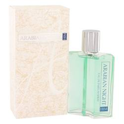 Arabian Nights Cologne by Jacques Bogart, 100 ml Eau De Parfum Spray for Men