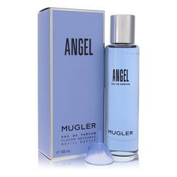 Angel Perfume by Thierry Mugler, 3.4 oz Eau De Parfum Refill for Women