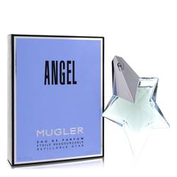Angel Perfume by Thierry Mugler, .8 oz Eau De Parfum Spray Refillable for Women