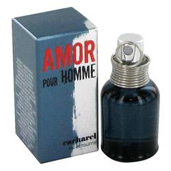 Amor Pour Homme Mini by Cacharel, .17 oz Mini EDT for Men Cologne