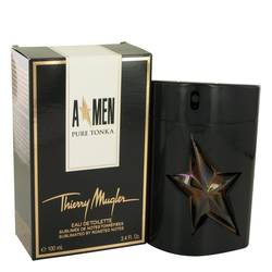 Angel Pure Tonka Cologne by Thierry Mugler, 3.4 oz Eau De Toilette Spray for Men
