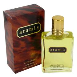 Aramis After Shave by Aramis, 4.1 oz After Shave for Men