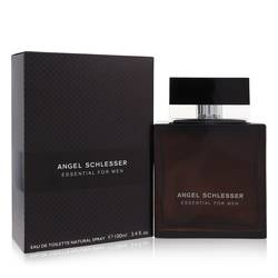 Angel Schlesser Essential Cologne by Angel Schlesser, 100 ml Eau De Toilette Spray for Men