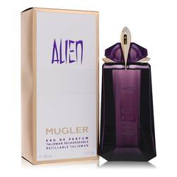 Alien Perfume by Thierry Mugler, 3 oz Eau De Parfum Refillable Spray for Women