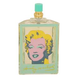 Andy Warhol Blue Perfume by Andy Warhol, 50 ml Eau De Toilette Spray (unboxed) for Women