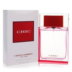 Chic Perfume by Carolina Herrera, 80 ml Eau De Parfum Spray for Women
