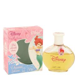 Ariel Perfume by Disney, 1.7  oz Eau De Toilette Spray with Free Collectible Charm for Women