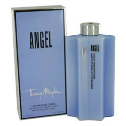 Angel Body Lotion by Thierry Mugler, 207 ml Perfumed Body Lotion for Women