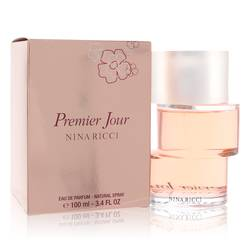 Premier Jour Perfume by Nina Ricci, 100 ml Eau De Parfum Spray for Women