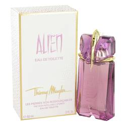 Alien Perfume by Thierry Mugler, 2 oz Eau De Toilette Spray for Women