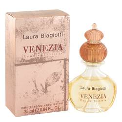 Venezia Perfume by Laura Biagiotti, .84 oz Eau De Toilette Spray for Women