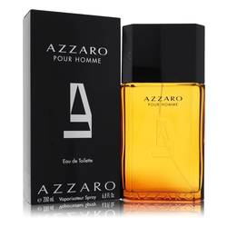Azzaro Cologne by Azzaro, 200 ml Eau De Toilette Spray for Men