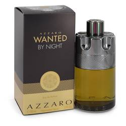 Azzaro Wanted By Night by Azzaro, 150 ml Eau De Parfum Spray for Men