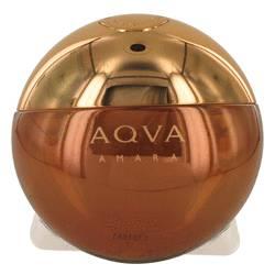 Bvlgari Aqua Amara Cologne by Bvlgari, 3.4 oz Eau De Toilette Spray (Tester) for Men