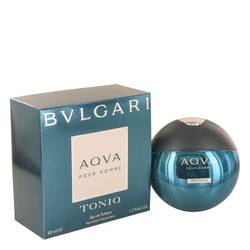 Bvlgari Aqua Marine Toniq Cologne by Bvlgari, 1.7 oz Eau De Toilette Spray for Men