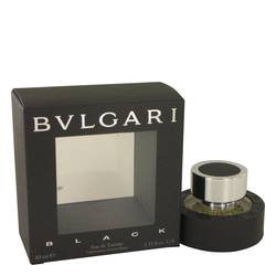 Bvlgari Black (bulgari) Cologne by Bvlgari, 1.3 oz EDT Spray for Men