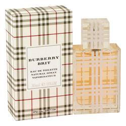 Burberry Brit Perfume by Burberry, 1 oz Eau De Toilette Spray for Women