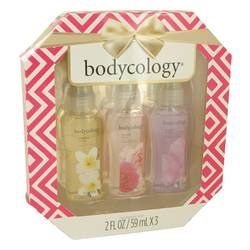 Bodycology Sweet Cotton Candy Gift Set by Bodycology Gift Set for Women Includes Bodycology Set Includes Creamy Vanilla, Sweet Love and Sweet Cotton Candy all in 2.5 oz Body Sprays