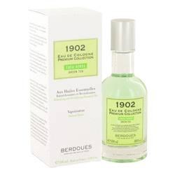 1902 Green Tea Cologne by Berdoues, 100 ml Eau De Cologne Spray (Unisex) for Men from FragranceX.com