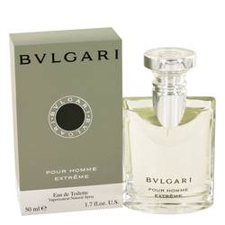 Bvlgari Extreme (bulgari) Cologne by Bvlgari, 1.7 oz EDT Spray for Men
