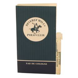 Beverly Hills Polo Club Sample by Beverly Fragrances, .03 oz Vial (sample) for Men
