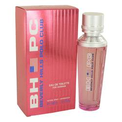 Beverly Hills Polo Club Perfume by Beverly Fragrances, 100 ml Eau De Toilette Spray for Women