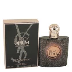 Black Opium Nuit Blanche Perfume by Yves Saint Laurent, 1.7 oz Eau De Parfum Spray for Women
