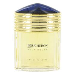 Boucheron Cologne by Boucheron, 3.4 oz Eau De Toilette Spray (unboxed) for Men