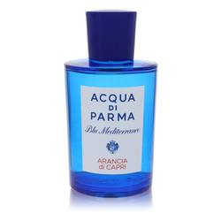 Blu Mediterraneo Arancia Di Capri Perfume by Acqua Di Parma, 5 oz EDT Spray (Tester) for Women