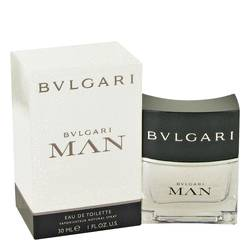 Bvlgari Man Cologne by Bvlgari, 1 oz EDT Spray for Men