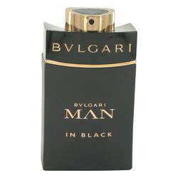 Bvlgari Man In Black Cologne by Bvlgari, 3.4 oz EDP Spray (Tester) for Men