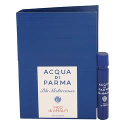 Blu Mediterraneo Fico Di Amalfi Sample by Acqua Di Parma, .04 oz Vial (sample) for Women