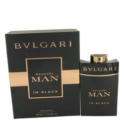 Bvlgari Man In Black Cologne by Bvlgari, 5 oz Eau De Parfum Spray for Men