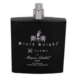 Black Knight Extreme Cologne by Marquise Letellier, 3.3 oz Eau De Parfum Spray (Tester) for Men