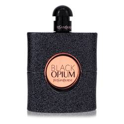 Black Opium Perfume by Yves Saint Laurent, 3 oz Eau De Parfum Spray (Tester) for Women