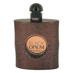 Black Opium Perfume by Yves Saint Laurent, 90 ml Eau De Toilette Spray (Tester) for Women