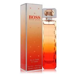 Boss Orange Sunset Perfume by Hugo Boss, 1.6 oz Eau De Toilette Spray for Women