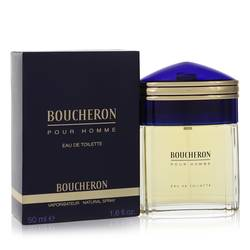 Boucheron Cologne by Boucheron, 1.7 oz Eau De Toilette Spray for Men